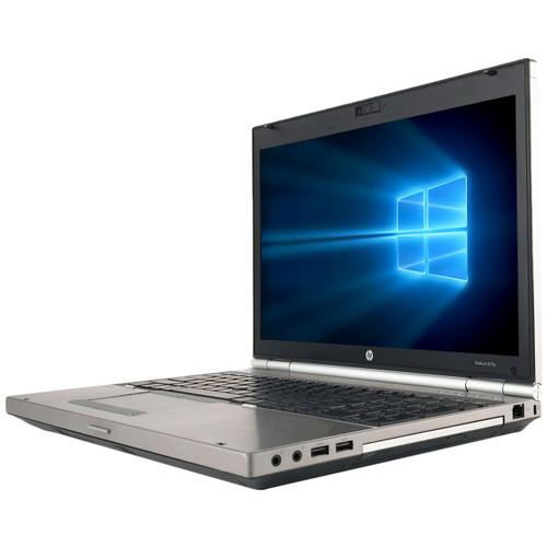 HP EliteBook 8570P I5 Windows 7 Pro Laptop Right