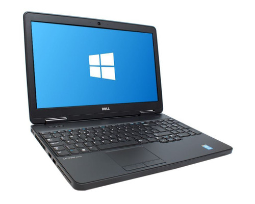 Dell Latitude E5540 i5 Laptop Windows 10 thumbnail.