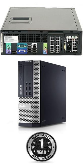 Dell Optiplex 790 SFF Quad Core i7 Computer