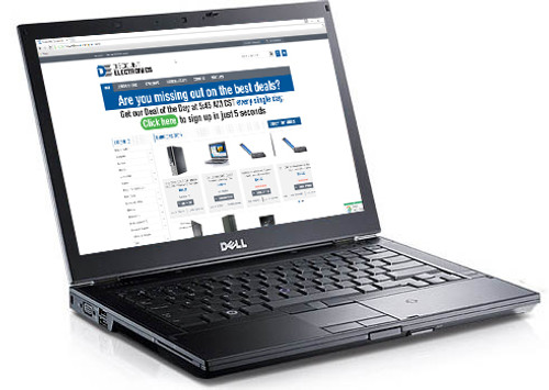 "Dell Latitude E6510 Core i5 15"" Business Laptop Thumbnail"