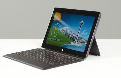 """Microsoft Surface Pro 1 i5 SSD 10.6"""" Windows 10 Pro Tablet"""