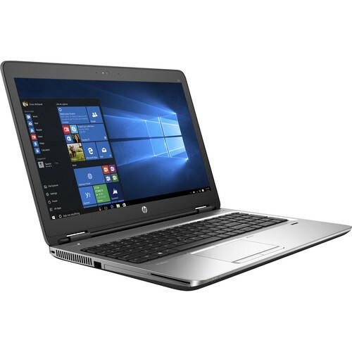 "HP ProBook 650 G2 15.6"" Core i5 Windows 10 Pro Laptop"