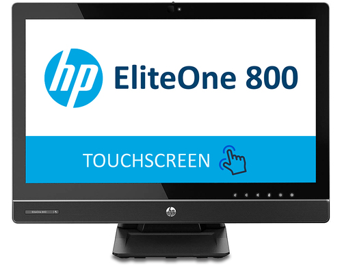 "HP EliteOne 800 G1 i5 23"" Touchscreen All-in-One Computer Thumbnail"