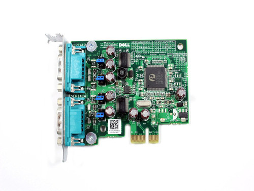 Dell Dual Serial Port Card FRD7S WYVFX