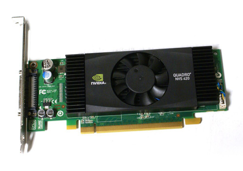 NVidia Quadro NVS 420 512MB SFF Video Card