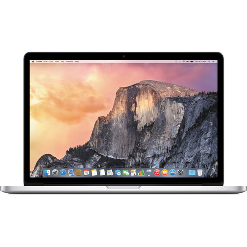 "Apple MacBook Pro Retina 15"" i7 500GB MJLQ2LL/A Mid-2015  thumbnail"