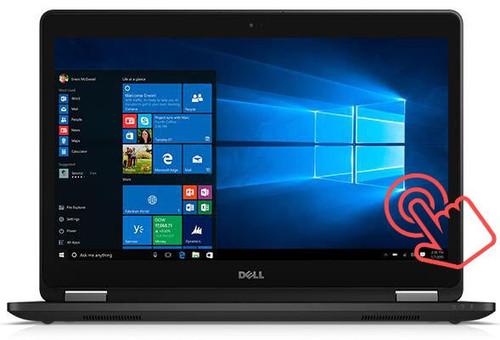 """Dell Latitude E7470 i5 SSD 14"""" Touch Quad HD Ultrabook"""