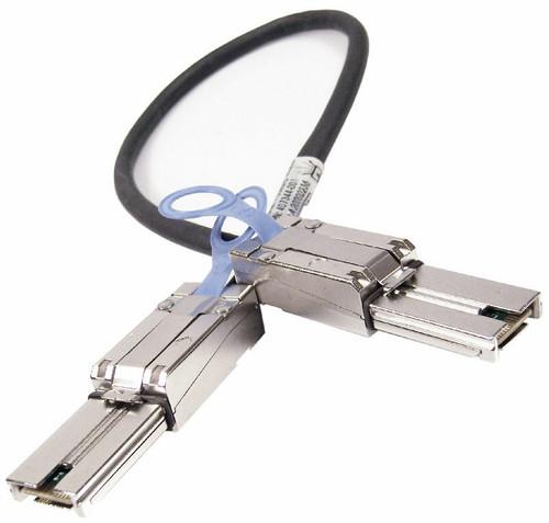 www.discountelectronics.com  HP 10GbE External Mini-SAS 4x Cable 407344-001