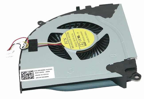 WWW.DISCOUNTELECTRONICS.COM Inspiron 15 7559 Left CPU Cooling Fan RJX6N