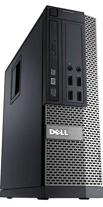 Dell Optiplex 790 SFF i3 Windows 7 Pro Computer thumbnail