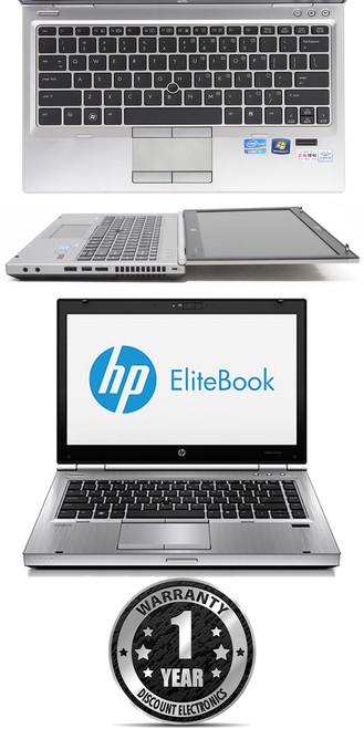 HP Elitebook 8460P Core i5 Main View