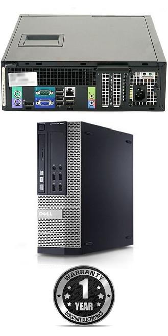 Dell OptiPlex 9010 SFF i5 Computer Windows 7 Pro Main