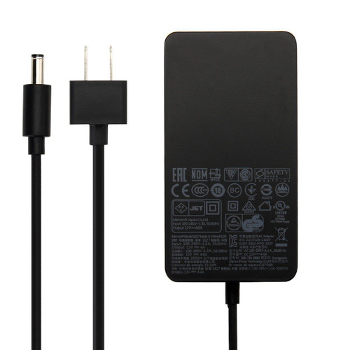 Microsoft 48W 12V 4A Adapter Charger for Surface Pro 3 Docking Station