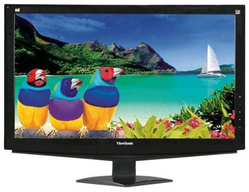 Viewsonic VA2448M 24-inch Widescreen LED Monitor Main