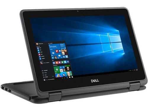 "Dell Latitude 3190 Quad-Core 11.6"" 2-in-1 Convertible Laptop Thumbnail"