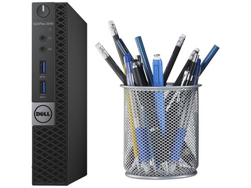 Dell Optiplex 3040M Micro i5-6500T Windows 10 Pro Computer Thumbnail