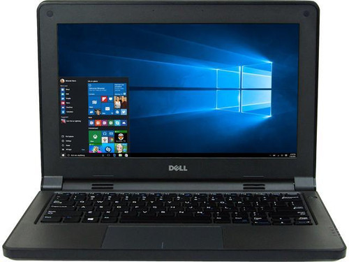 "Dell Latitude 3150 Quad Core 11.6"" Windows 10 Laptop Thumbnail"