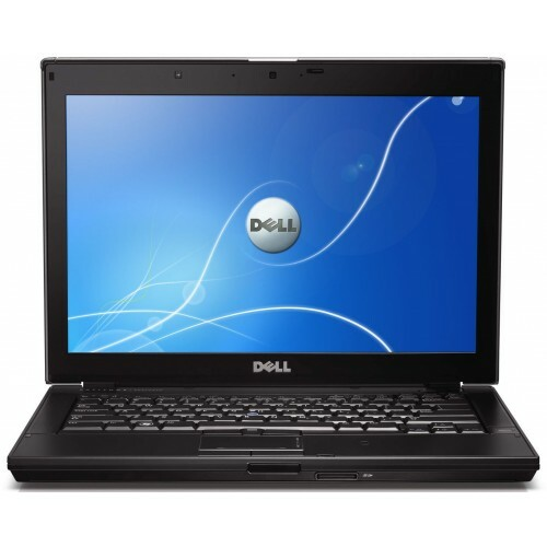 "Dell Latitude E6410 14"" Notebook Front View"