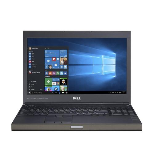 "Dell Precision M4800 15.6"" i7 Workstation Windows 7 Laptop Sides Main"