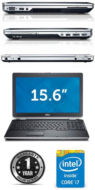 Dell Latitude E6520 i7 Laptop Windows 7 Pro Main Picture