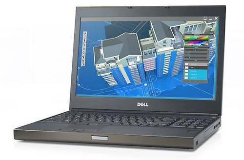 Dell Precision M4800 i7 Workstation Windows 10 Main