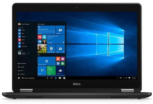 """Dell Latitude E7470 i7-6600U SSD 14"""" Windows 10 Pro Ultrabook Spot"""