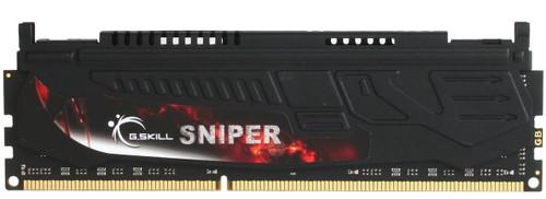 G.SKILL Sniper Series 8GB (2 x 4GB) 240-Pin DDR3 SDRAM DDR3 1866 (PC3 14900) Desktop Memory Model F3-14900CL9D-8GBSR