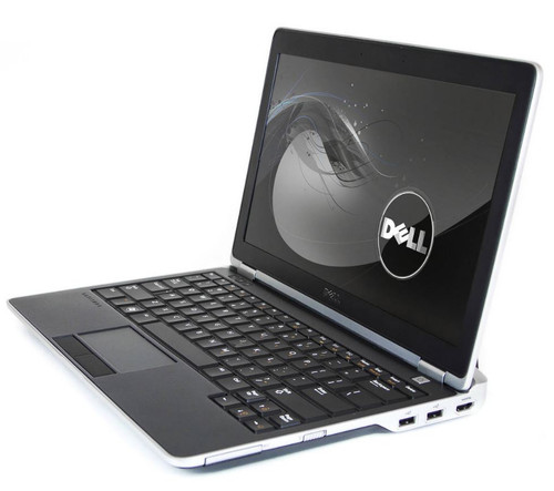 Dell Latitude E6230 i5 Ultrabook Window 7 Pro Laptop Front View