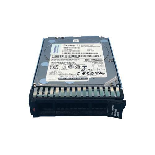 Lenovo 300GB 10K 12GBPS SAS 2.5IN G3HS Hard Drive