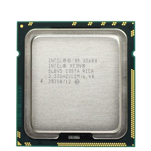 Intel Xeon X5680 Westmere 12MB L3 Cache LGA 1366 130W Server Processor