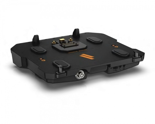 Havis DS-DELL-401-3 Advanced Docking Station for Latitude Rugged Notebooks