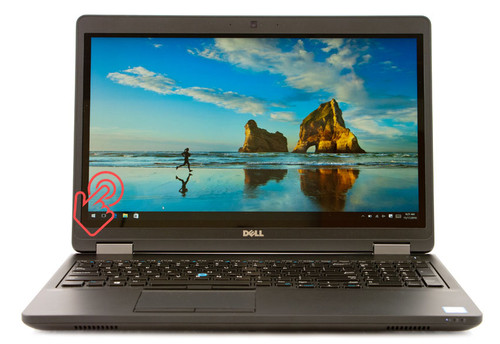 Used Dell i7 Touch Workstation Ultrabook