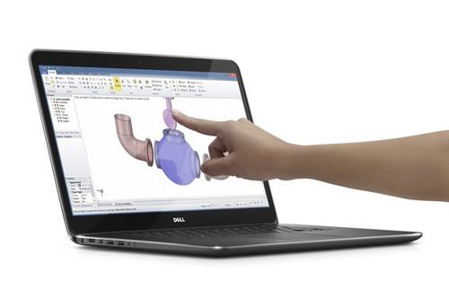 """Dell Precision M3800 i7 SSD 4K Touch 15.6"""" Ultrabook"""