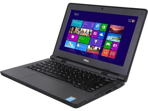 """Dell Latitude 3150 Dual Core SSD 11.6"""" Laptop Main"""