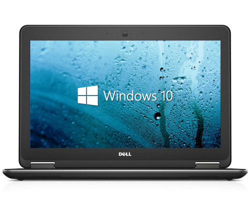 Dell Laitude E7240 i5 SSD Windows 10 Ultrabook Thumbnail