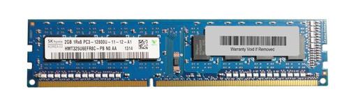 Hynix 2GB 240-Pin DDR3 SDRAM 1600 (PC3 12800) Desktop Memory
