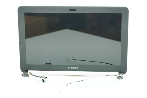 HP Chromebook 11 G1 Display Case with LCD - White