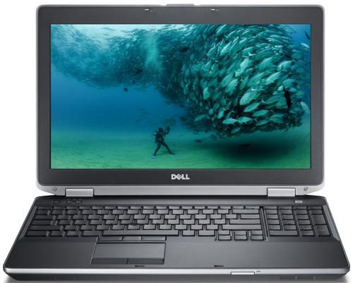 Dell Latitude E6530 i7 Laptop Windows 7 Pro Front