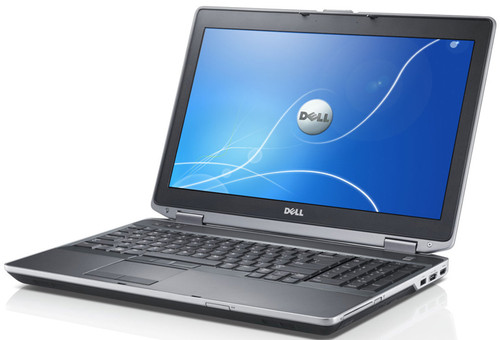 Dell Latitude E6530 i7 Laptop Angled