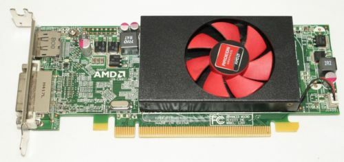 Radeon HD 8490 Half Height 1Gb GDDR3 PCIe Video Card DVI DMHJ0