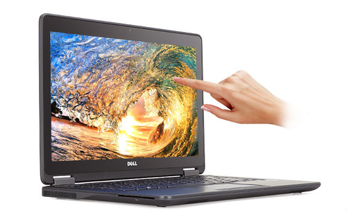 "Dell Latitude E7250 i7-5600U SSD 12"" Win 10 Pro Ultrabook Thumbnail"