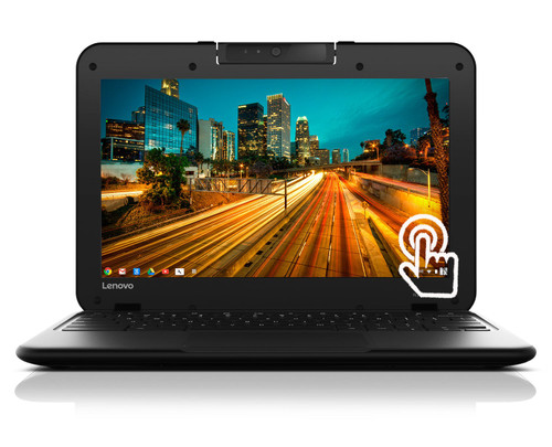 "Lenovo N22 Dual Core 11.6"" Touch Chromebook"