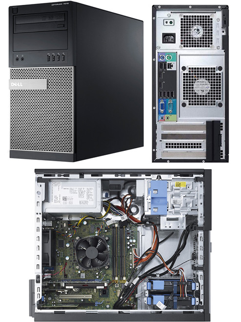Dell Optiplex 9010 MT i5 Windows 10 Computer Main