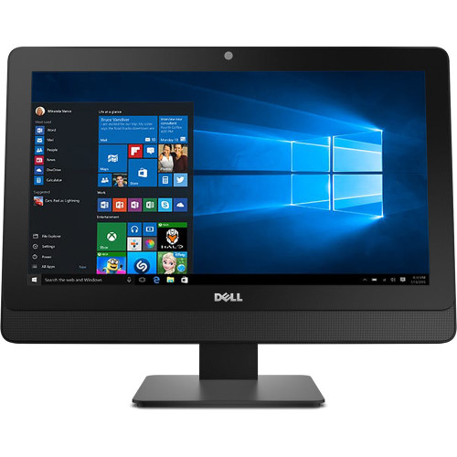 "Dell Optiplex 3030 19.5"" All-in-One Quad Core i5 Computer Thumbnail"