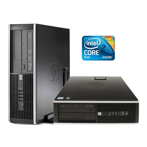 HP 8000 SFF Front View