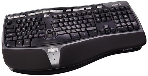 Microsoft Natural Ergonomic 4000 V1.0 Wired USB Keyboard