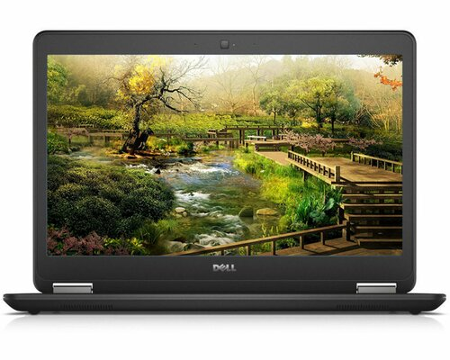 "Dell Latitude E7450 i7-5600U SSD 14"" Ultrabook Laptop thumbnail"