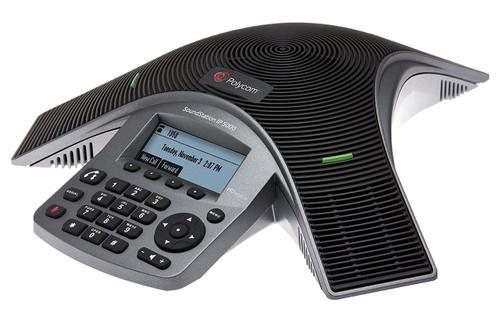 Polycom SoundStation IP 5000 PoE Advanced IP Conference Phone