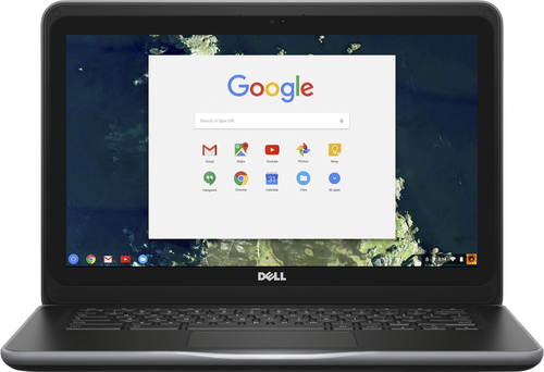 "Dell Chromebook 3380 Dual Core 13.3"" Laptop"