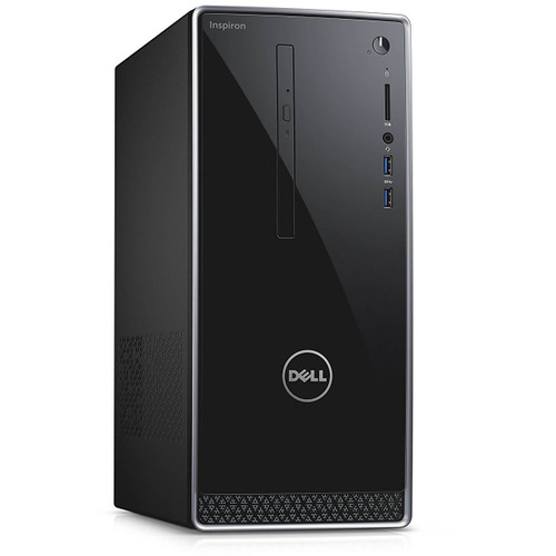 Dell Inspiron 3668 Core i3 7th Gen 1TB HDD Windows 10 Desktop